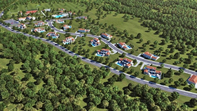 Građevinsko zemljište Rakalj