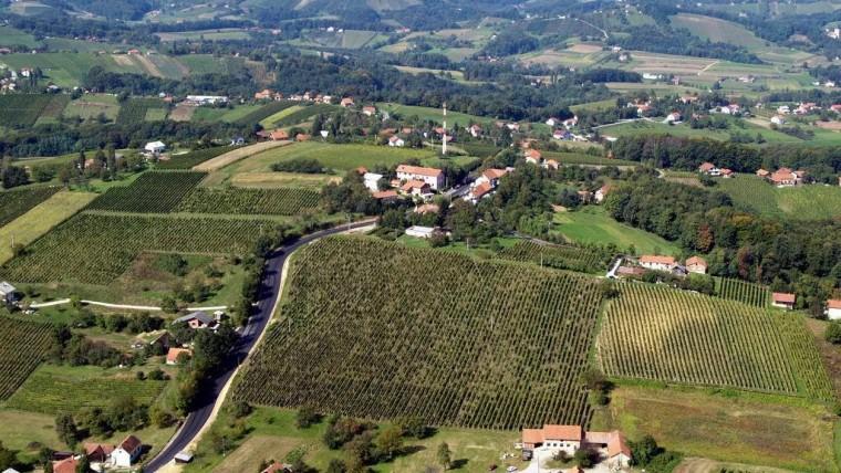 Vinograd s kućom Štrigova