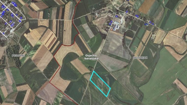Poljoprivredno zemljište Bolman