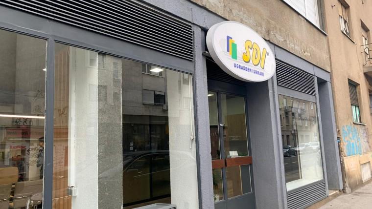Poslovni prostori Zagreb, Tratinska