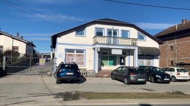Poslovna zgrada i skladište Bjelovar