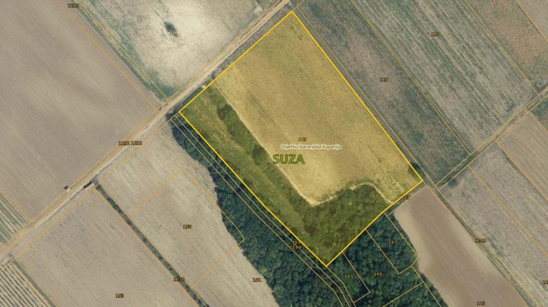 Poljoprivredno zemljište Suza